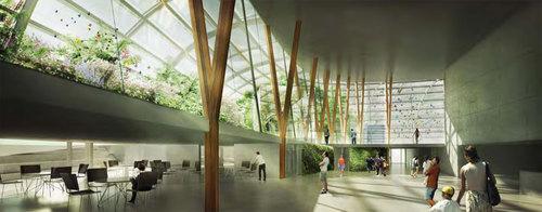 MARC MIMRAM, Atelier VAP - Ville Architecture Paysage — MÉTAMORPHOSE DE L'INSECTARIUM