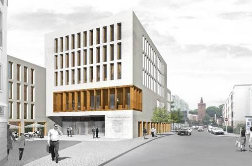 Studioinges — New Town Hall in Bernau bei Berlin