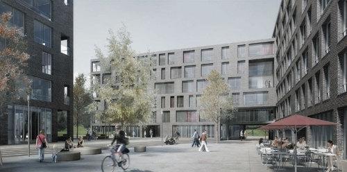 MSV Architectes Urbanistes, Jacques Ferrier Architectures — MORAINE
