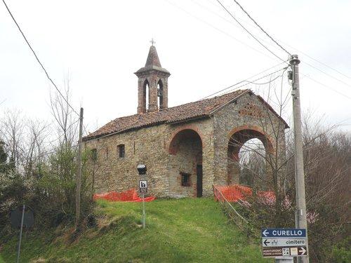 Antonella barbara caldini chiesa di san vito a morsasco - San vito a tavola ...