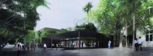 Studio Mumbai — Mumbai City Museum