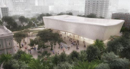 Zaha Hadid Architects — Mumbai City Museum