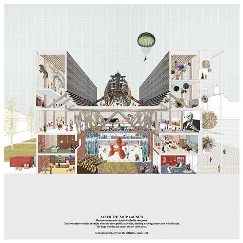 gosplan, Francesco Librizzi, Raffaella Parodi, Valter Scelsi, Maria Cunico — Guggenheim Helsinki Design Competition