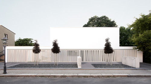 Steimle Architekten — F6 city villa