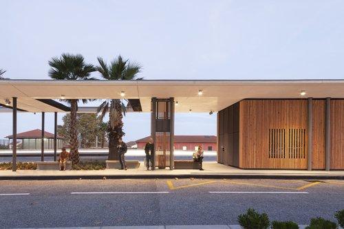 Gautier+Conquet Architectes — Pôle d'échanges multimodal de la gare d'Antibes