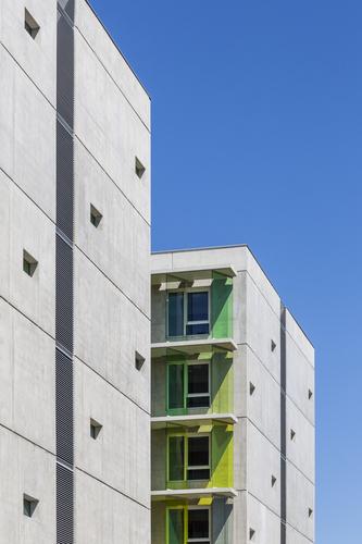 Gautier+Conquet Architectes — Résidence Etudiante en Avignon