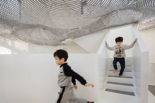 SHIN architects — DONGCHEON-DONG J.ONE +PLAYSCAPE