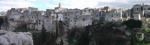 Mascellaro & Mastrodonato Associati — Appalto Integrato Via G. Montea - Bastione medievale - Cavati - Gravina in Puglia (BA) - Progetto I° classificato