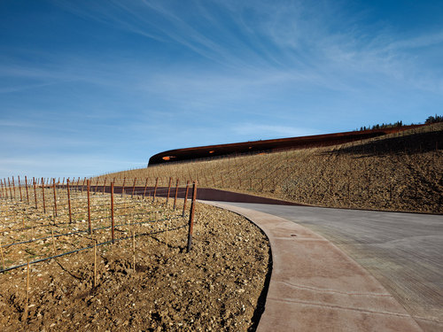 Archea Associati — Antinori Winery