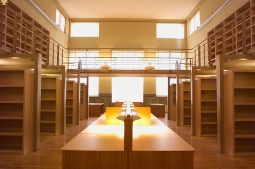 Alessandro Suppressa — Consolidamento strutturale del solaio ex aula magna  e nuovo allestimento della  sala di lettura, Seminario Vescovile, Pistoia