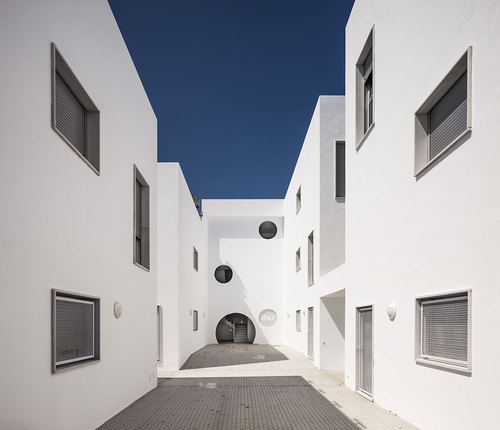 kauh arquitectos — 20VPO - 20 Social Housing Units
