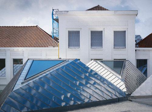 Tank Architectes — MEDIATHEQUE LA MADELEINE