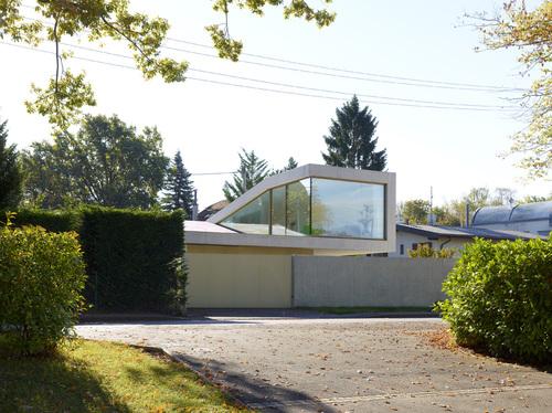 PIERRE-ALAIN DUPRAZ ARCHITECTE — Maison à Genève