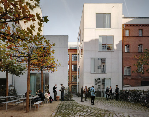 David Chipperfield Architects — Joachimstraße 11