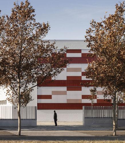 "Fernando Suárez Corchete, Lorenzo Muro Álvarez — Instituto de Enseñanza Secundaria ""Chaves Nogales"" en Sevilla Este"