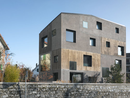 2b architectes — Urban Villa Beaumont