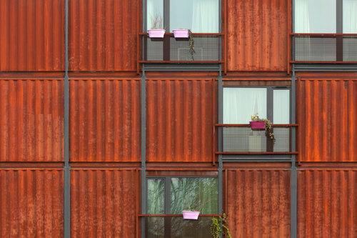 Holzer Kobler Architekturen — Frankie & Johnny Student Housing Plänterwald