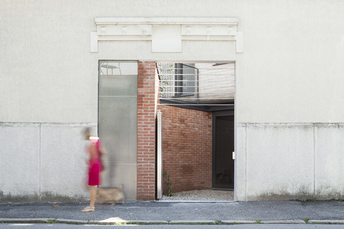 O A S I architects — UV house