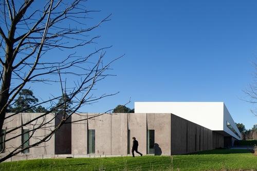 Pedro Reis — The new Melgaço Sports School