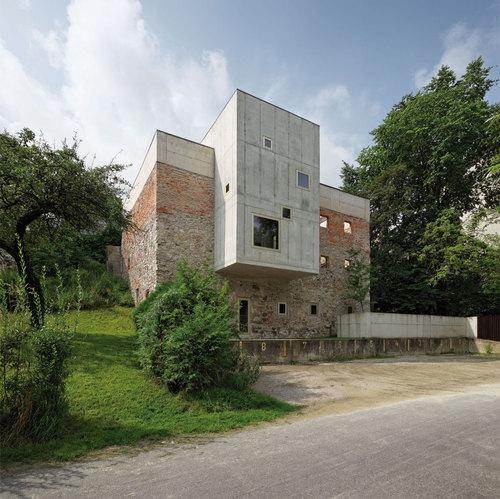 Gardenhouse - Refugium Laboratorium Klausur