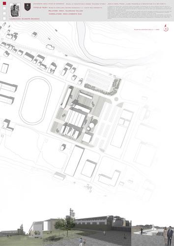 giuseppe baiocchi relatore arch valeriano vallesi riuso ex distilleria centro adriatica spa. Black Bedroom Furniture Sets. Home Design Ideas