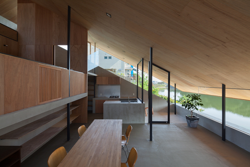 Suppose Design Office — House in Hibaru