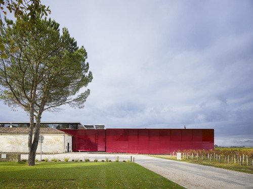 Jean Nouvel, Moon Safari ex-Air Architectes — Château de La Dominique