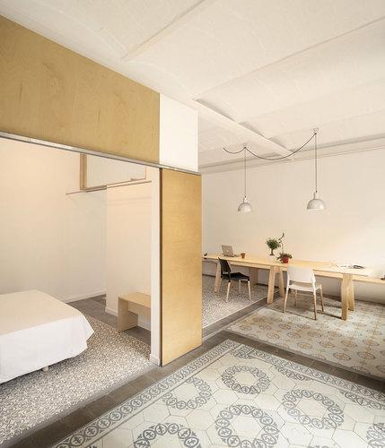 Adrian Elizalde — Reform Apartament in the Eixample