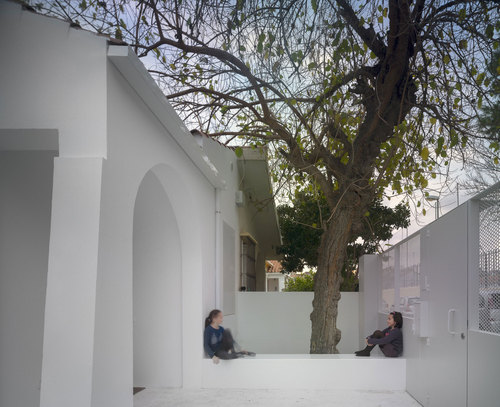 OAM arquitectos — House for a Violinist