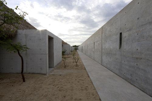 Tadao Ando — Fundación Casa Wabi