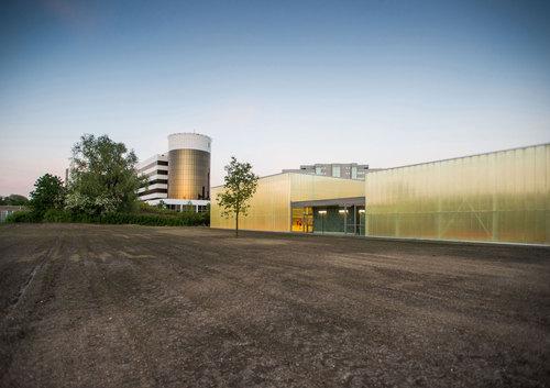 UR architects — Neighbourhood Sports Centre Kiel