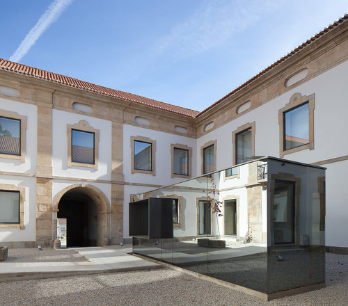 depA — Cultural House of Pinhel - Museum José Manuel Soares