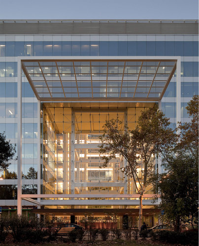 BAAS  Jordi Badia — Alta Diagonal building