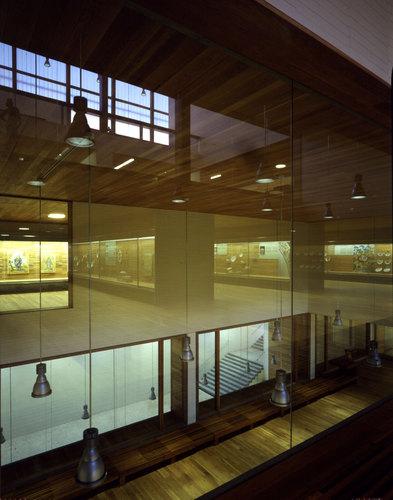 Mansilla tu n arquitectos museo de castell n - Arquitectos castellon ...