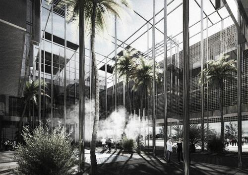 Degli Esposti Architetti, Lorenzo Degli Esposti, Paolo Lazza, Stefano Antonelli — Private consulting for Saudi Arabia EXPO 2015 Pavilion