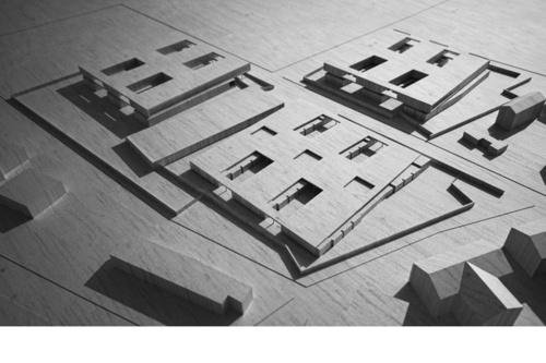 Degli Esposti Architetti, TEKNE Spa, Lorenzo Degli Esposti, Stefano Antonelli, Paolo Lazza, Francesco Rusconi-Clerici — Nuovo polo scolastico. Caraglio