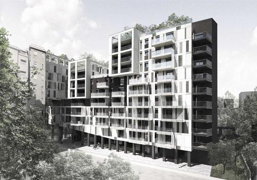 Degli Esposti Architetti, Lorenzo Degli Esposti, Paolo Lazza, Stefano Antonelli — Residenze Umbria98. Milano