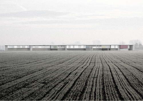 Degli Esposti Architetti, Stefano Antonelli, Paolo Lazza, Gianluca Punzi, General Planning S.r.l. — Polo scolastico di via Piave. Castello di Godego