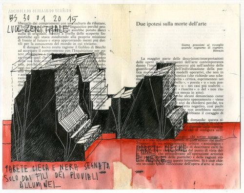 Beniamino Servino — Progetto Flaminio