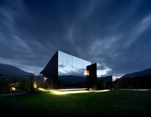 Peter Pichler Architecture — Mirror houses