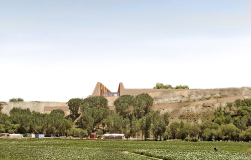 Alessandro Perotta, gosplan, UNO8A, valeria iberto, LINEARAMA — Bamiyan Cultural Centre