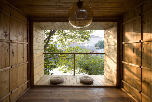 Atelier Archmixing — The Ladder House
