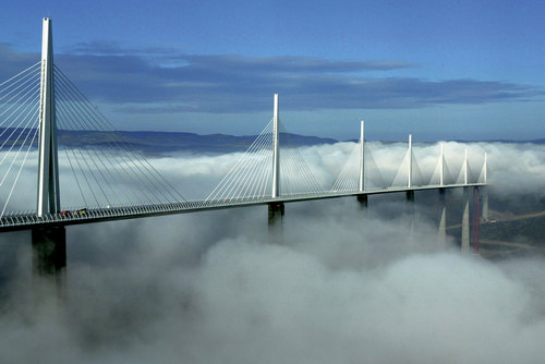 Foster + Partners — Millau Viaduct