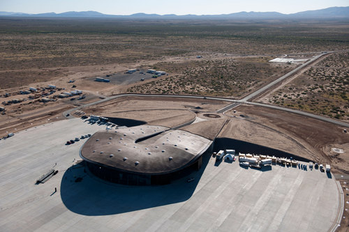 Foster + Partners — Spaceport America