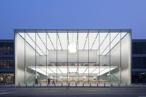 Foster + Partners — Westlake Apple Store