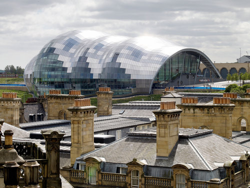 Foster + Partners — The Sage Gateshead