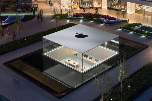 Foster + Partners — Apple Store Zorlu