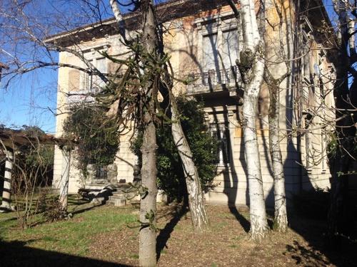 Manolo Caglioni, enrico paganini, Luca Terlizzi — Riqualificazione parziale del giardino villa Sicania ex-Limoli – Via Tadini, 17 - Castano Primo (MI)