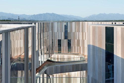 crossboundaries architects — Aimer Lingerie Factory
