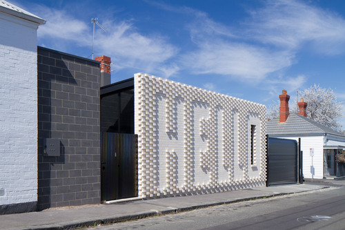 OOF! architecture — Hello House